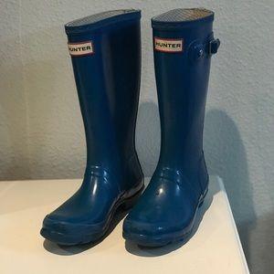 Juniors Hunter Boots 2m/3f